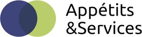 Appétits et services logo