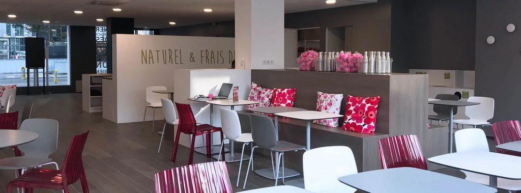Faire un repas diététique à Orléans au Dubble