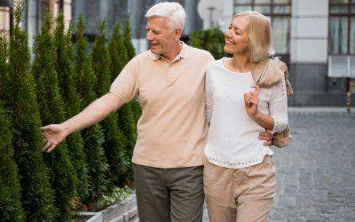 Combien de pas par jour pour un senior de plus de 70 ans ?